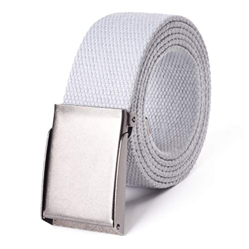 (Canvas Web Belt | Cut to Fit Up to 52