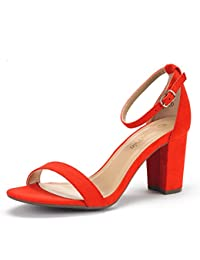 Amazon.com: Red - Pumps / Shoes: Clothing, Shoes & Jewelry