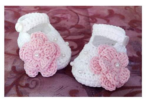 Scarpine Per Bebè Scarpe Neonato Scarpe Alluncinetto Scarpe