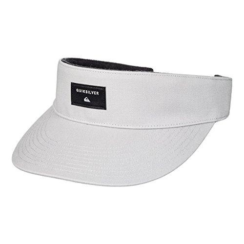 Quiksilver Men's Big Bradley Visor Hat, Micro Chip, One - Quicksilver Visor
