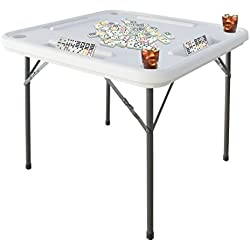 Wee's Beyond Game Table, White