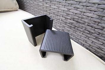 Amazon Com Set Of Outdoor Patio Wicker Furniture Alignment