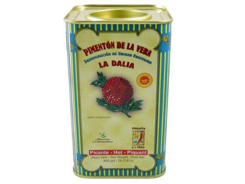 Pimenton de la Vera Picante DOP (Hot Smoked Paprika) Food Service Size