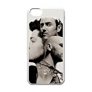 iPhone 5c Cell Phone Case Covers White The Script JU0986289