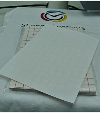20 Hojas Papel Transfer sobre algodón para Tejidos claros Inkjet A4: Amazon.es: Electrónica