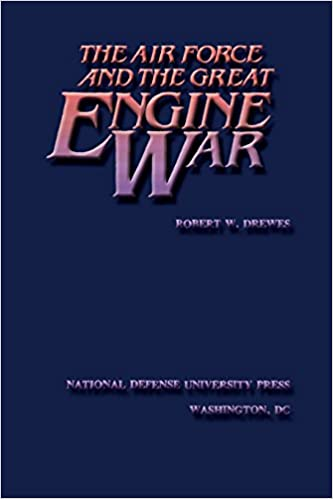 Book The Air Force and the Great Engine War
