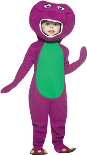 [Rasta Imposta Boys Barney Costume] (Barney Costume For Baby)
