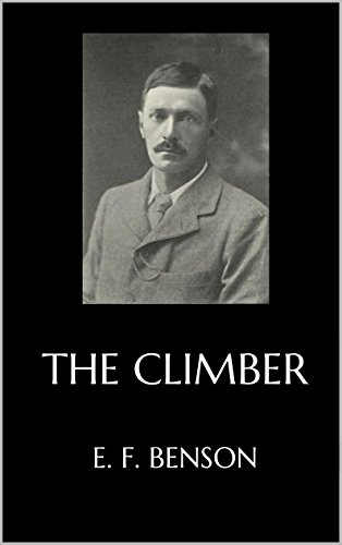 book cover of The Climber