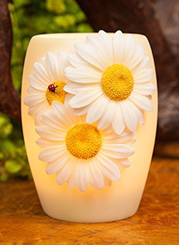 (Ladybug and Daisy Night Lamp by Ibis & Orchid #55027)