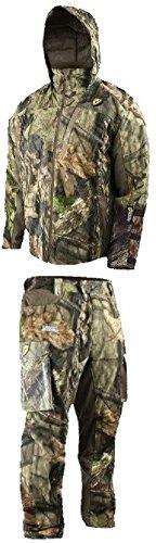 Scent Blocker Trinity Protec HD Suit Jacket & Pant, Mossy Oak Break-Up Country, Large