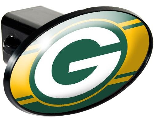Nfl Glass Candy Jar - NFL Green Bay Packers Trailer Hitch Cover