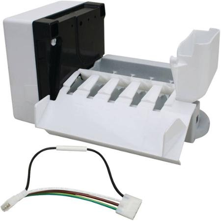 Exact Replacement Parts ERW10190961 Ice Maker for Whirlpool Refrigerators, W10190961