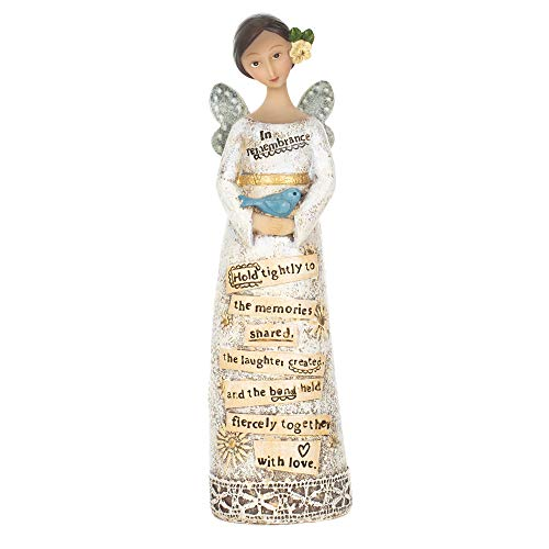 DEMDACO Kelly Rae Roberts Remembrance Angel Figure