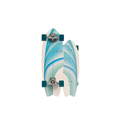 "Carver Skateboards Emerald Peak Surfskate Complete CX 30"" : Sports & Outdoors"