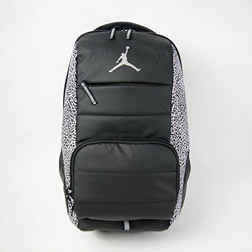 Nike Jordan Jumpman Backpack Black 9A1640-210 by NIKE