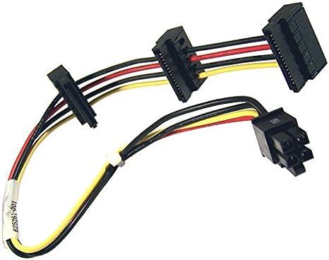 HP HDD-Optical SATA-Data Power Cable 625261-001