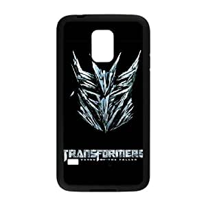 Personalized Durable Cases Nnnjb Samsung Galaxy S5 Mini Black Transformers Protection Cover