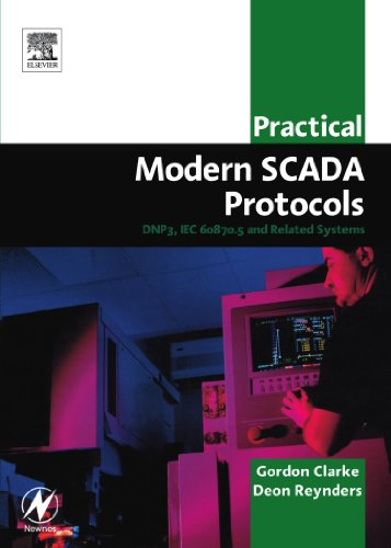 Industrial Ethernet Protocol (Practical Modern SCADA Protocols: DNP3, 60870.5 and Related Systems (IDC Technology (Paperback)))