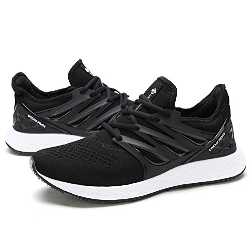 White PAIRS Black Shoes Running Womens DREAM FwZpqXgq