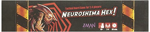 Z-Man Games Neuroshima Hex
