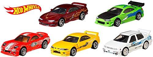 Hot Wheels Premium Bundle - F&F Vehicles