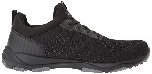 Skechers Mens Larson-norven Sneaker Nero