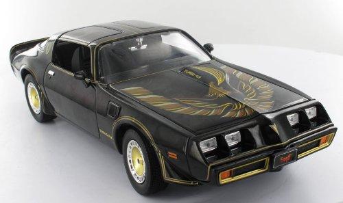 Greenlight Collectibles - Smokey and the Bandit II Diecast Model 1/18 1980 Pontiac Firebir