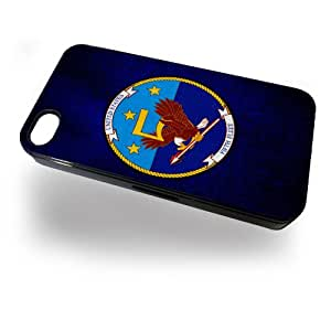 Case for iPhone 5 with U.S. Navy 5th Fleet emblem