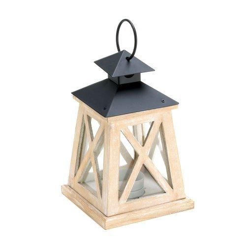 Wood X Lantern