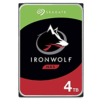 Seagate IronWolf NAS Internal Hard Drive from SEAGATE