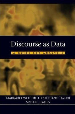 Discourse as Data : A Guide for Analysis(Paperback) - 2001 Edition
