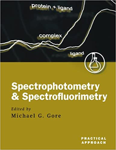 Spectrophotometry and Spectrofluorimetry.. A Practical Approach