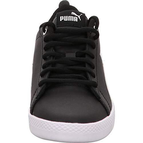 Puma Puma V2 Ginnastica da White L Scarpe Black puma Basse 002 Wns Smash Donna rgzaqwUr