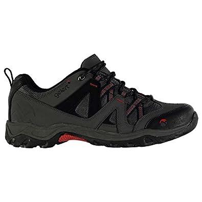 Gelert Herren Ottawa Wanderschuhe Trekkingschuhe Outdoor Schuhe Schnuerschuhe Charcoal 8 (42) DM9PY