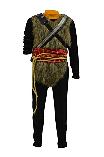 Kratos Costumes For Kids - TISEA Hot Game Sparta War God