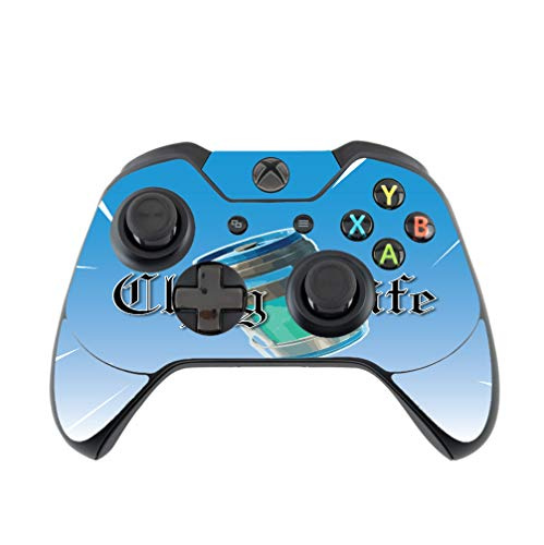 Chug Life Xbox One Controller Vinyl Decal Sticker Skin by EandM [video game]