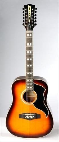 Eko Ranger VR EQ - Guitarra electroacústica (12 cuerdas): Amazon ...
