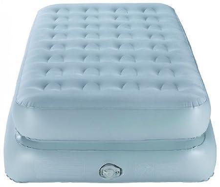 Cama hinchable aerobed Comfort Classic llena de Single - colchón ...
