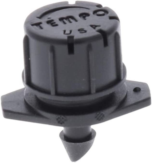 Part 31445 Adjustable Dripper Pattern : 360 Degree- 100 pack Connection Type : Barbed