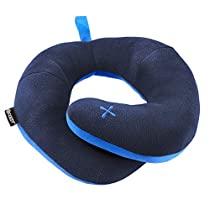 BCOZZY Chin Supporting Travel Pillow - Supports The Head, Neck & Chin in Any Sitting Position. A PatentedProduct