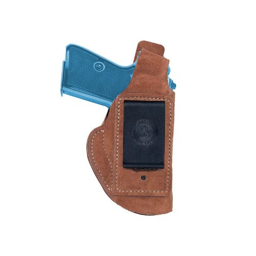 Galco Waistband Inside The Pant Holster for Glock 26, 27, 33 (Natural, Right-Hand) (Galco Inside The Pants Holster)