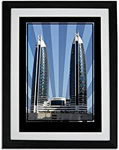 Photo of Damac Tower-Colour No Text PF01-NM (A5)