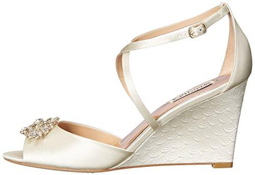 8e3a71a2abe Badgley Mischka Womens Abigail Wedge Sandal  Amazon.ca  Shoes   Handbags
