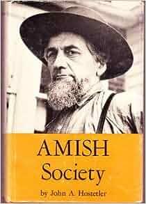 Amish Society (Paperback)
