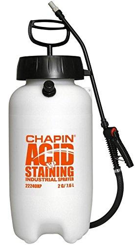 Chapin 22240 Acid Degreaser Sprayer 2Gor 7L
