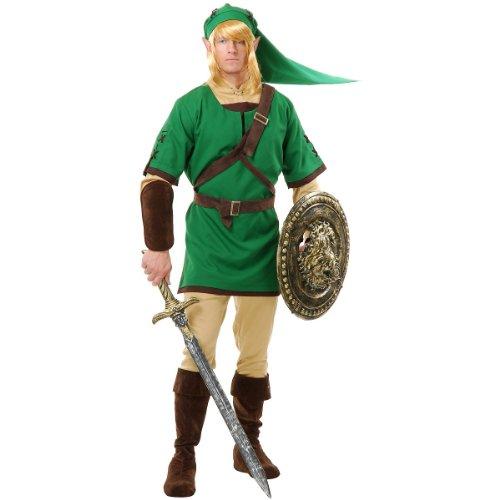 Elf Warrior Adult Costume - Medium -