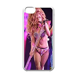 CHENGUOHONG Phone CaseFamous Singer Lana Del Rey Pattern For Iphone 5c -PATTERN-2