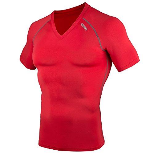 [DRSKIN] Athletic All Sport Training Short Sleeve