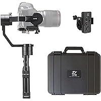 Zhiyun Crane (Updated v2) 3-Axis Handheld Gimbal Stabilizer for Mirrorless, DSLR Cameras with Zhiyun ZW-B02 Wireless Remote