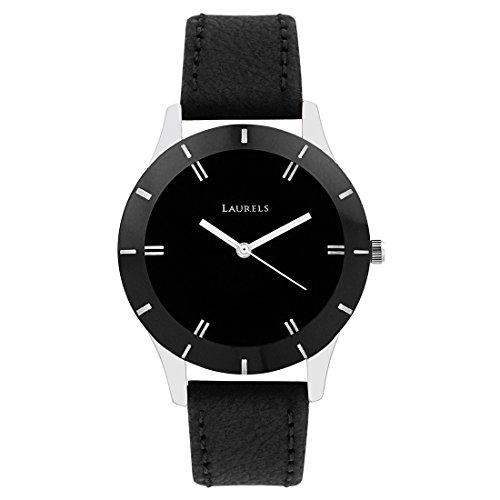 Laurels Colors 11 analog Black Dial Women's Watch (Lo-Colors-1001)